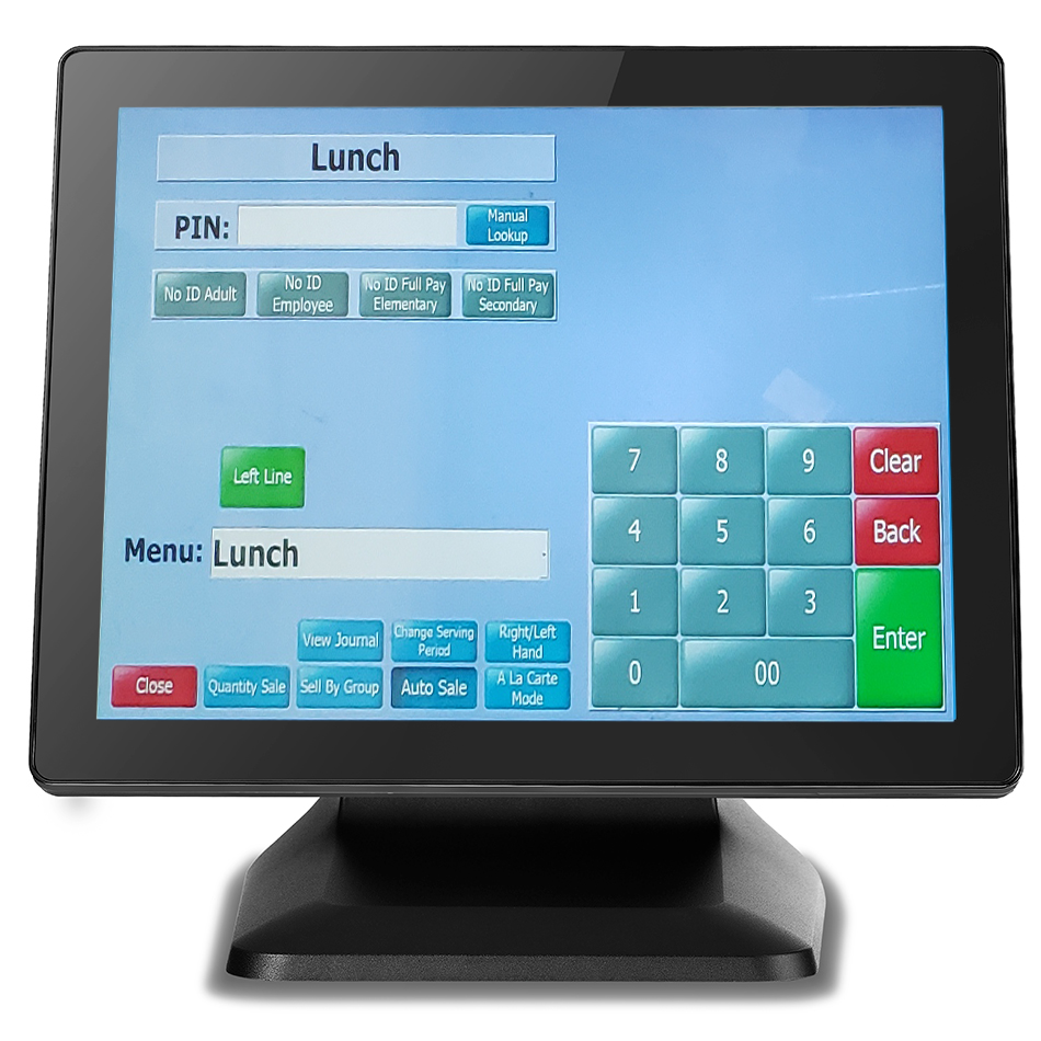 School Nutrition | POS Systems For School Cafeteria | TekVisions
